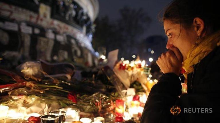 Paris Weeps