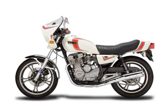 Yamaha XJ550 Seca
