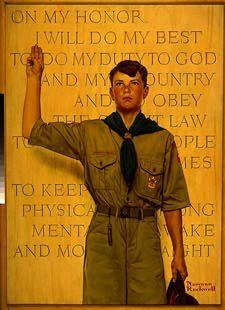 Boy Scout Oath