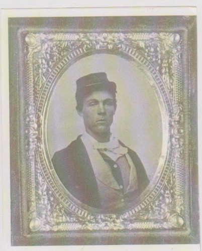 Freeman Woodman, 1838-1935