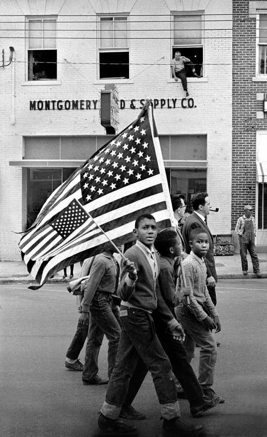 Selma to Montgomery, Alabama Civil Rights March