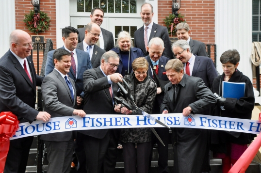 Fisher House Grand Opening