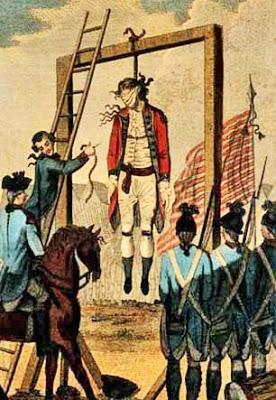 John Andre's Execution