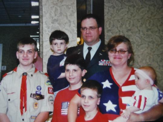 Granger Family 2009.JPG