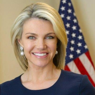 Heather Nauert State Department Spokeswoman